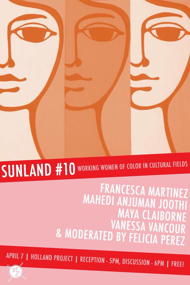 Sunland #10: In Discussion With Working Women of Color