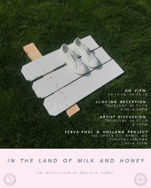 In The Land Of Milk And Honey: A Conversation with Hasler R. Gomez