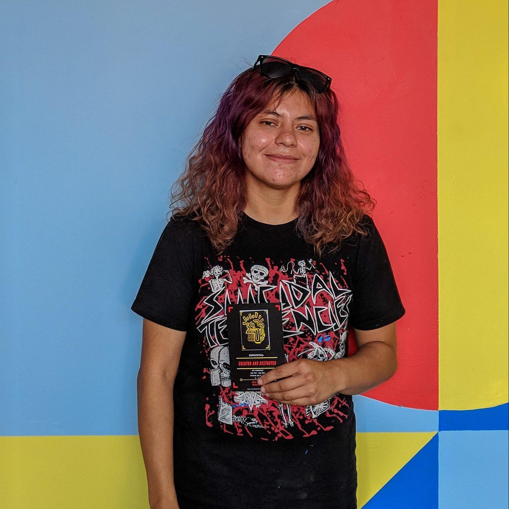 Local Artist Talk: Ruby Barrientos