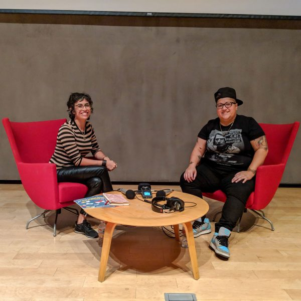 NV Literary Crawl 2018: Gabby Rivera Interview