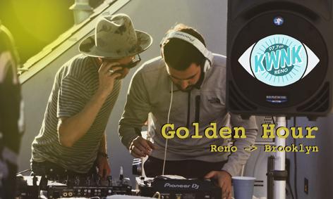 MIXTAPE: Golden Hour #1 with Luka – KWNK