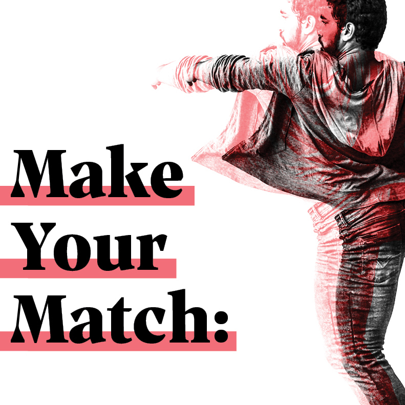 Make Your Match at the NMA