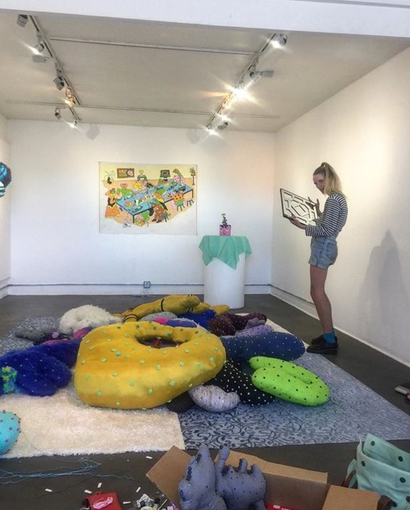 Interview with Artist Krusty Wheatfield
