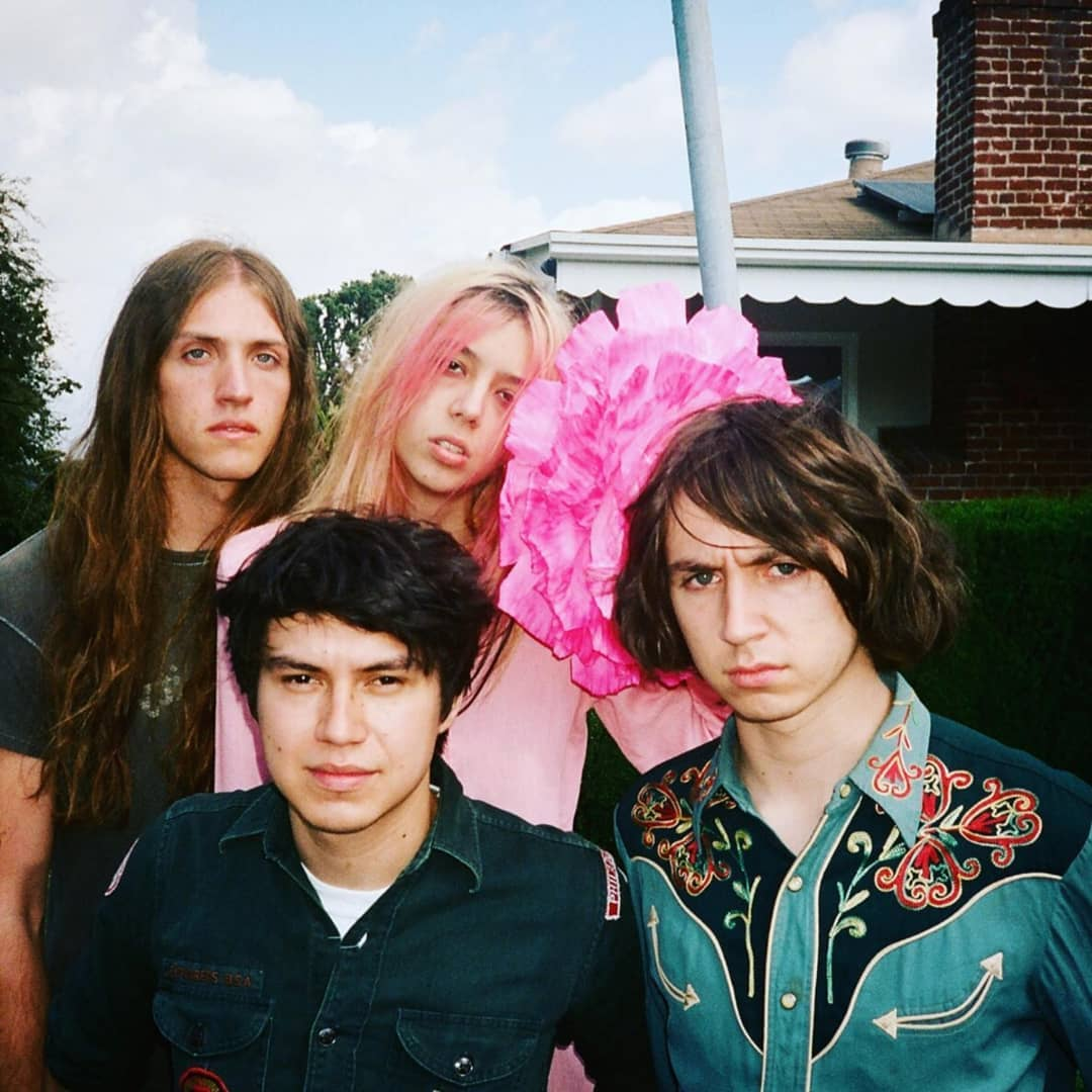An Interview with Starcrawler