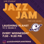 LIVE Jazz Jam Sessions from Laughing Planet