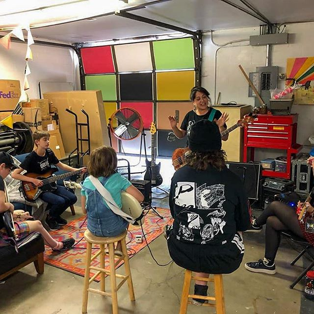 SOFT POWER RADIO: Girls Rock Reno Open House