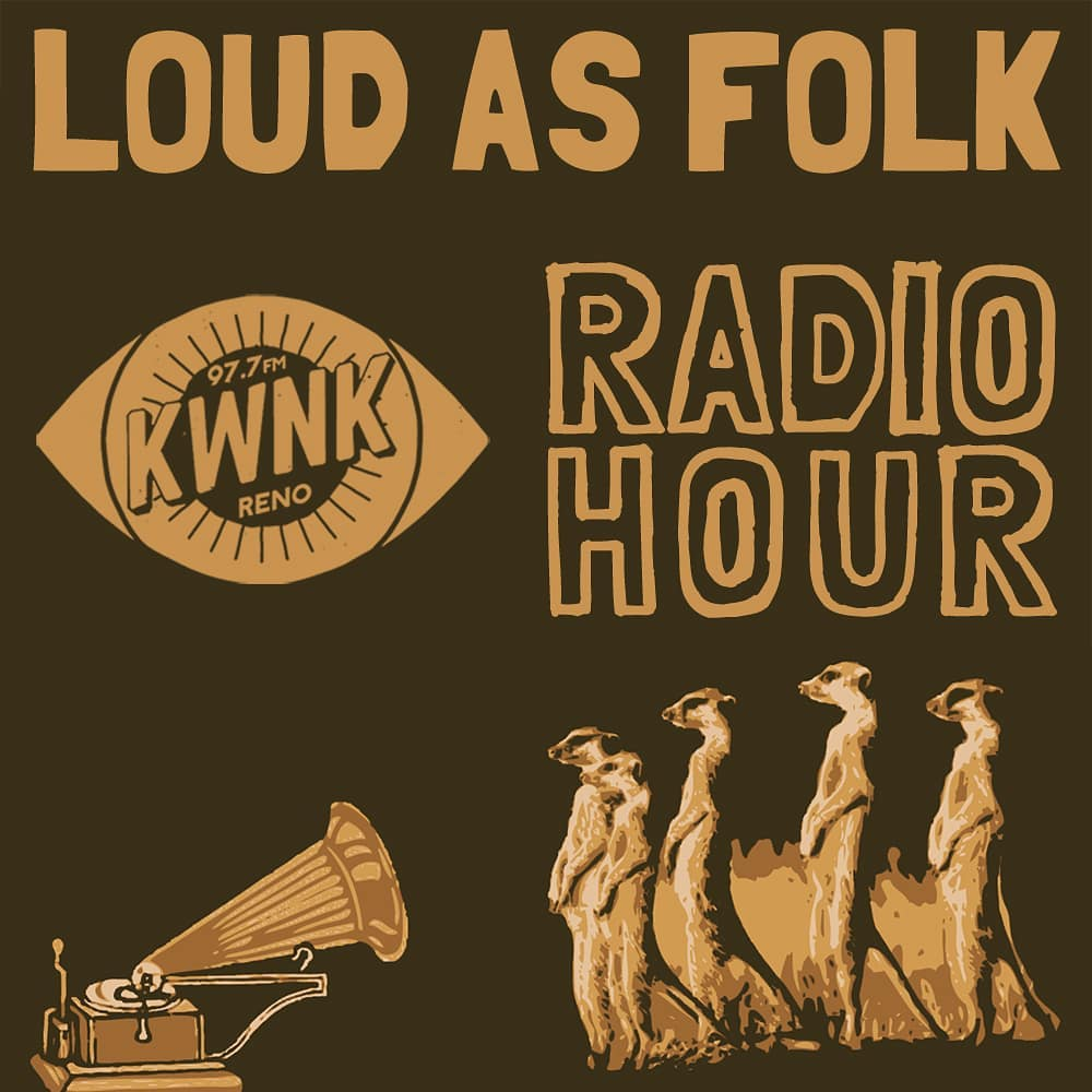 Loud As Folk Radio