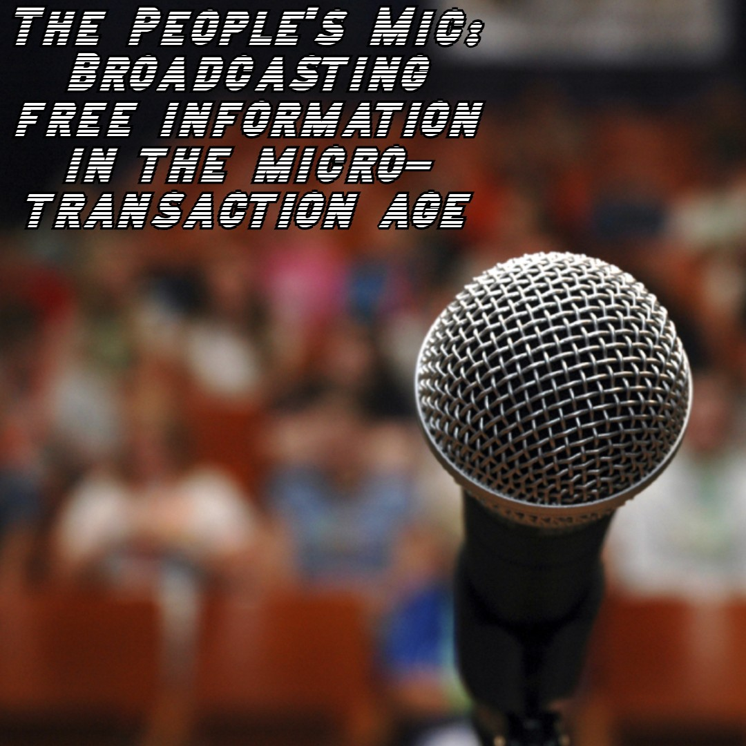 The People's Mic with Griffin Peralta / EP1 Dan Morse