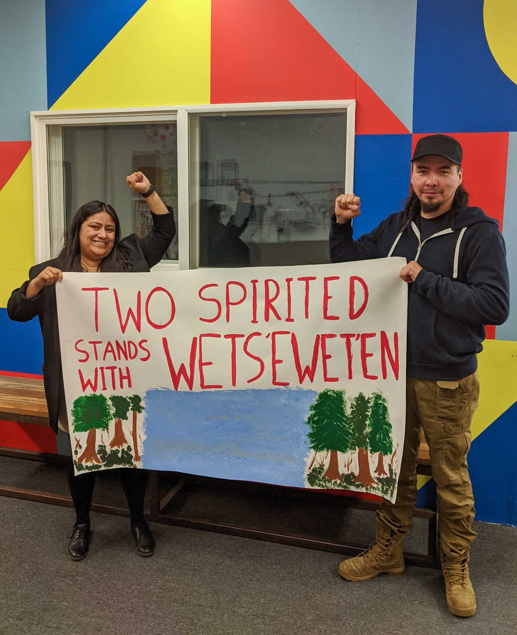 Indigenous People Rise: A conversation on Wet'suwet'en Solidarity