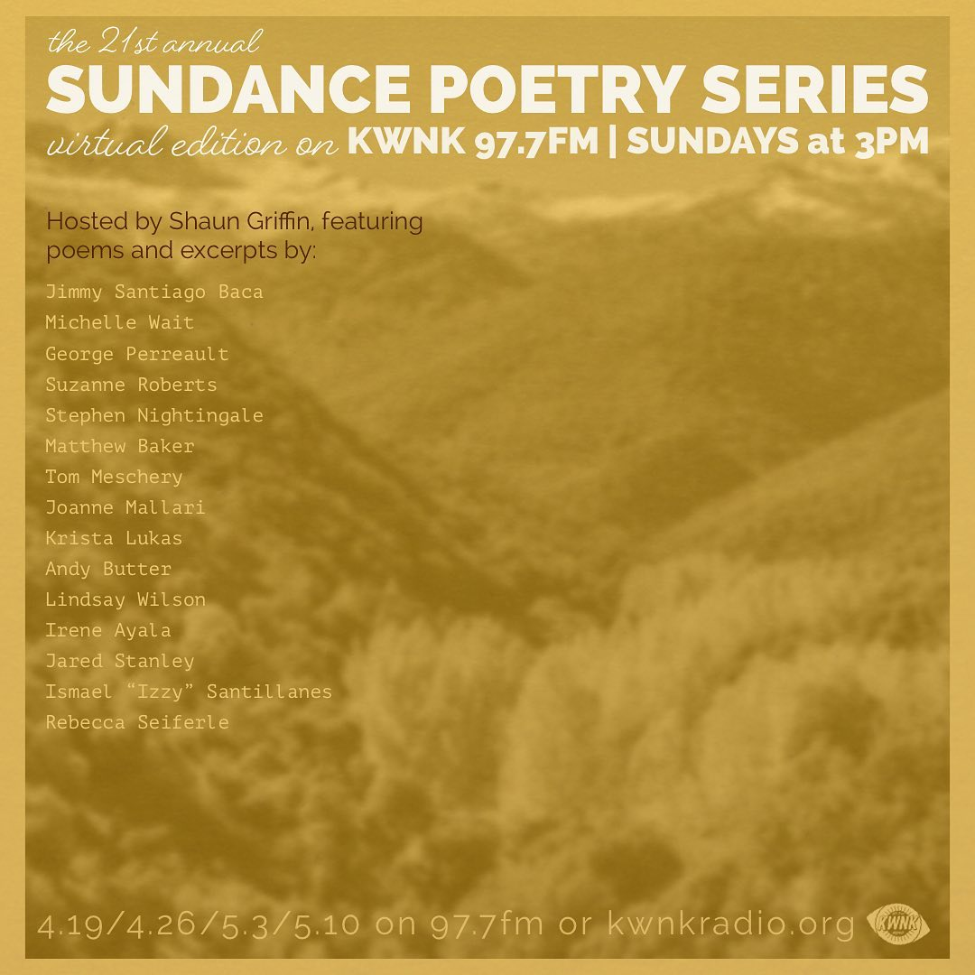 Sundance Poetry Series
