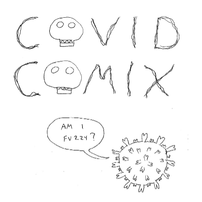 COVID COMIX with Ilya