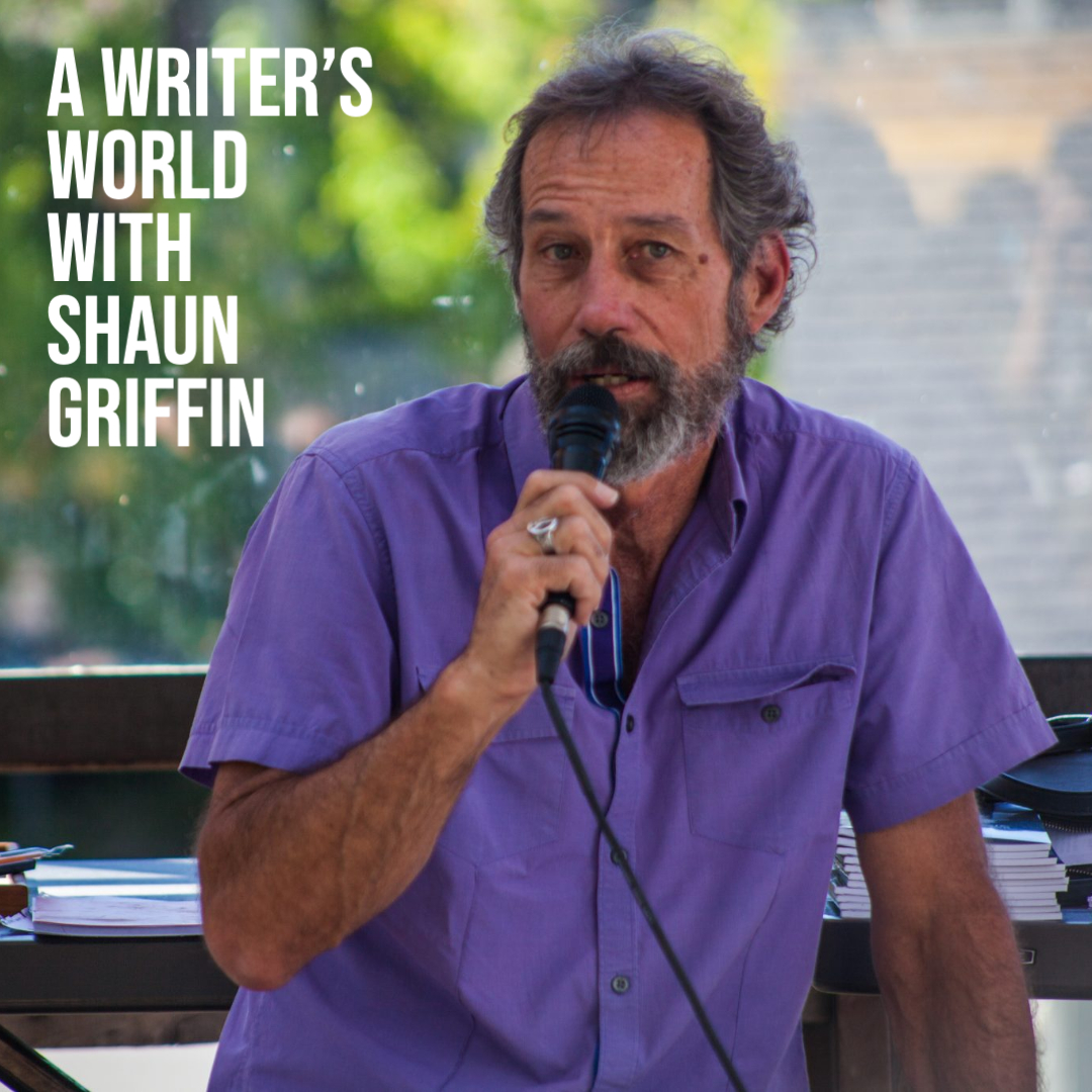A Writer's World with Shaun Griffin // Driving Through the Desert—Some Literary Reverberations