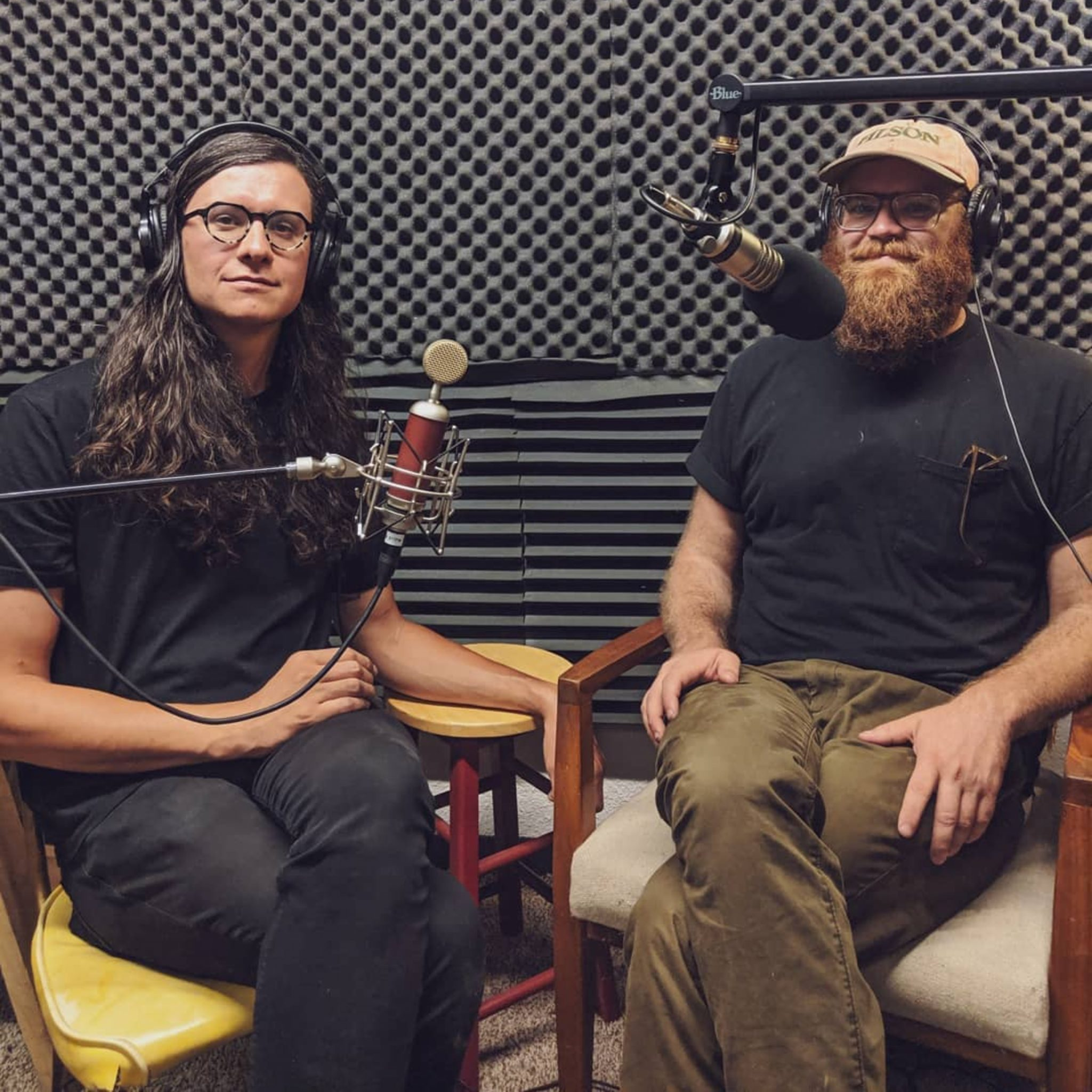 WEEPING LAUGHING SONGS: In Conversation with Austin Pratt & Tom Wixo