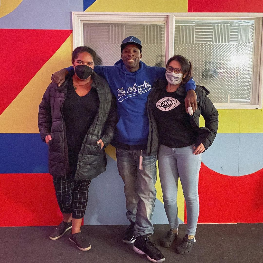 Mass Liberation Radio: Terry Williams Tells His Story