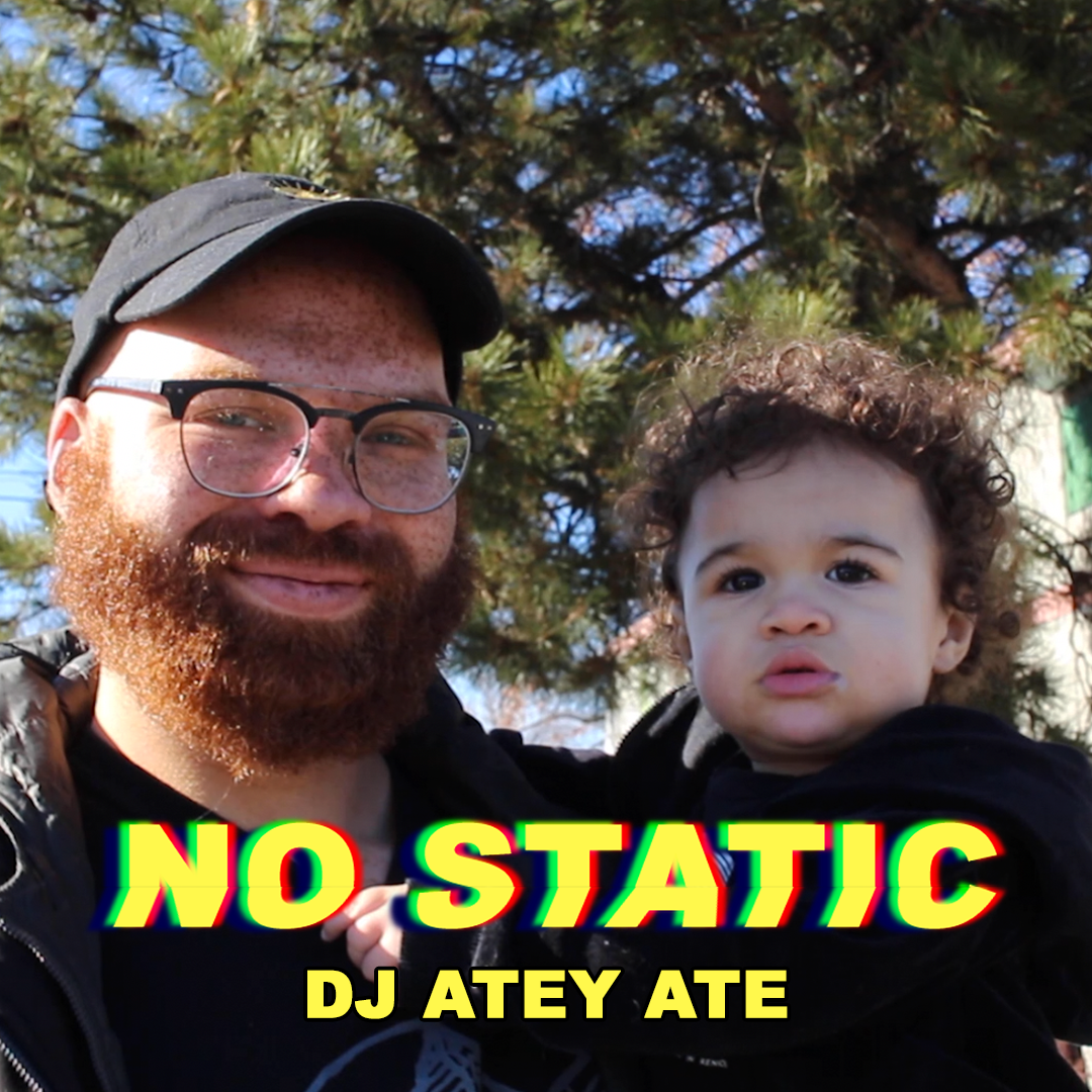 No Static Pod: Get to know DJ Atey Ate of Colloquial Sounds