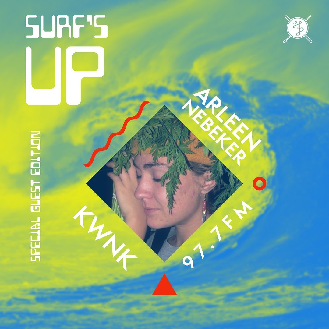 SURF'S UP Special Guest Edition: Arleen of The Holland Project Galleries