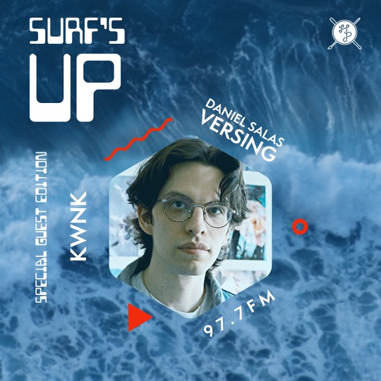 SURF'S UP Special Guest Edition: Daniel Sales of Versing