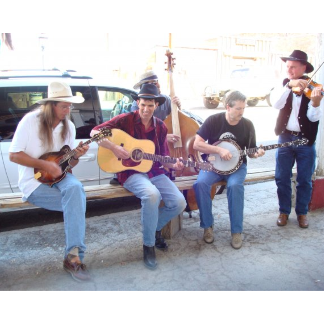 Roots Junction: Bill & Zeke from The Moonlight Hoodoo Revue & Strange on the Range
