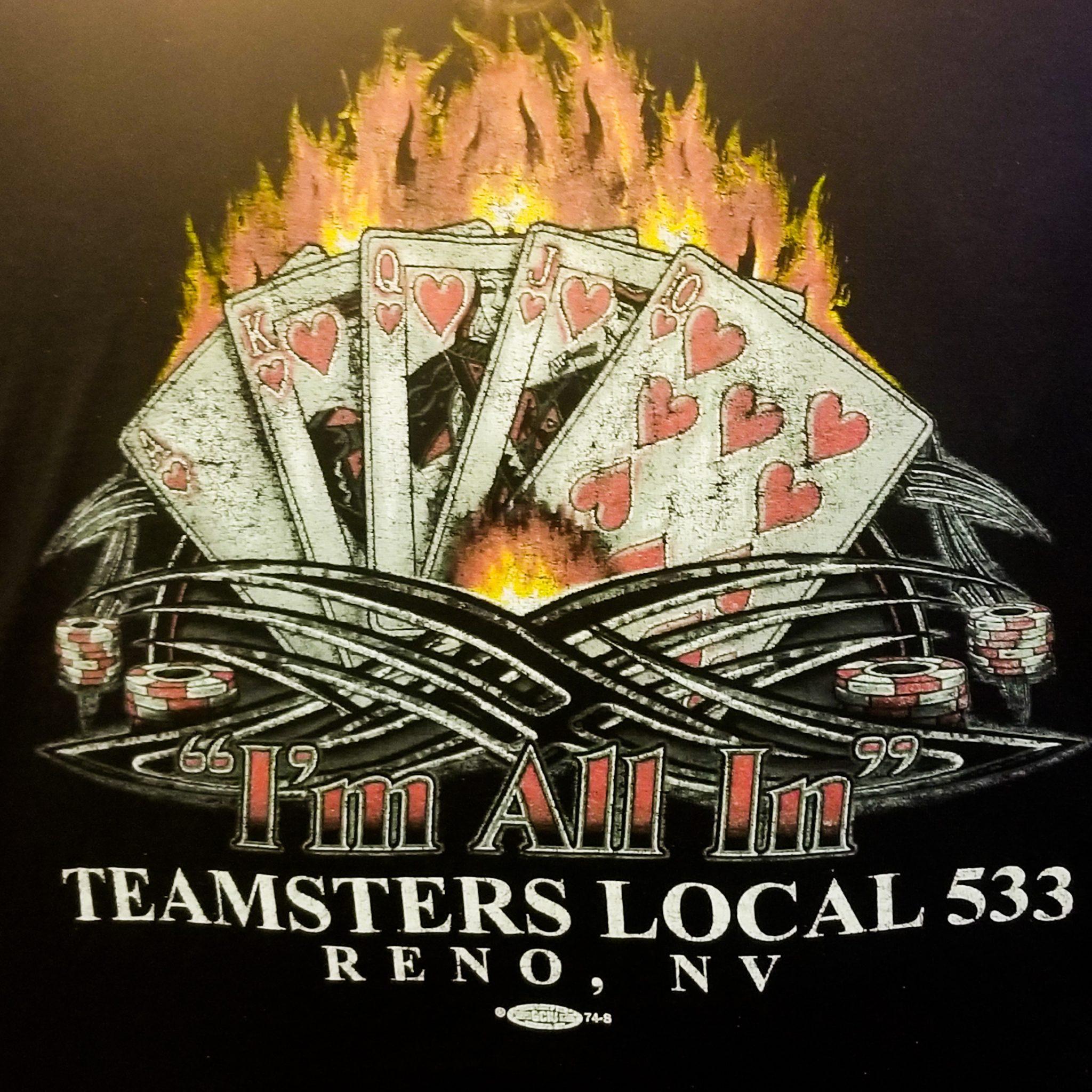 General Strike Radio: Gary Watson of Teamsters Local 533