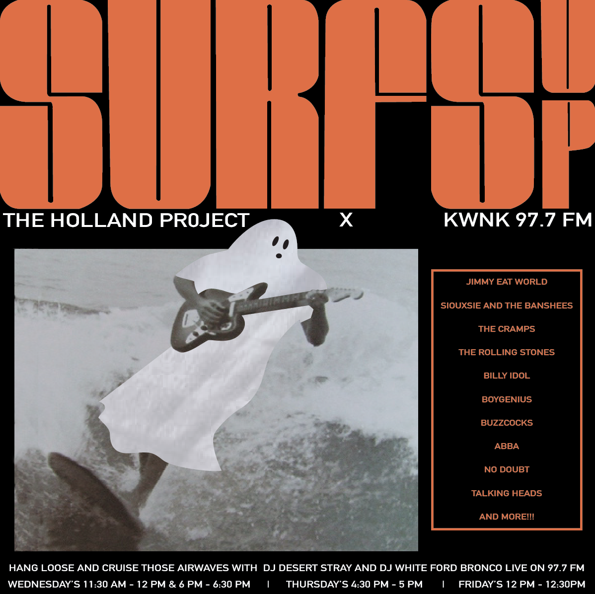 Surf's Up! Halloween Show 2021 Special Edition